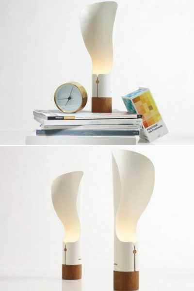 Collar Modern Table Lamp