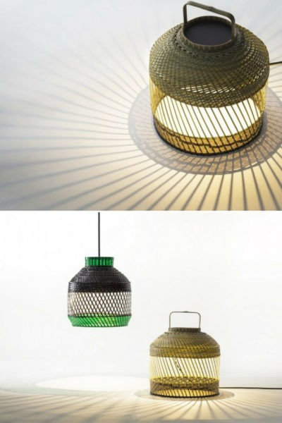 Gabbia Design Pendant Lighting
