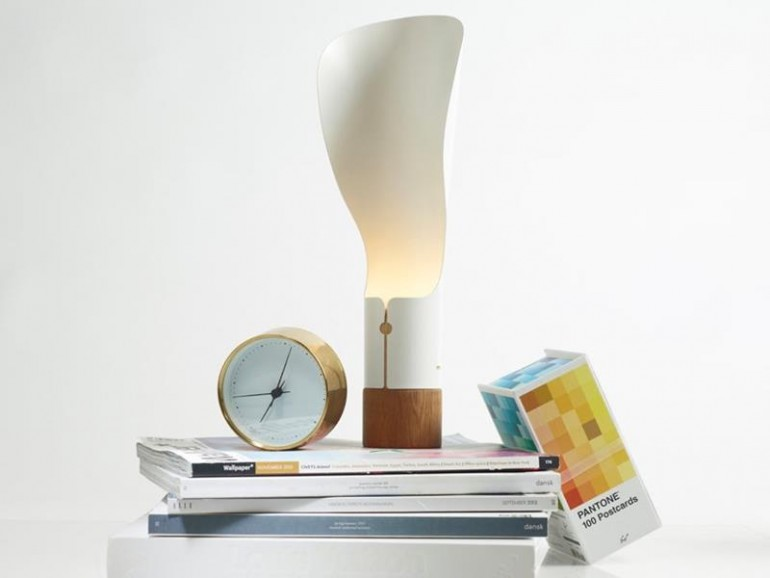 Collar Modern Table Lamp - table-lamps