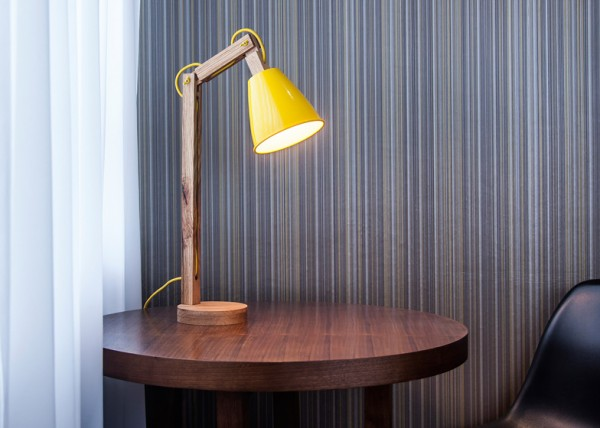 NUNY Wood Oak Desk Lamp - wood-lamps, desk-lamps