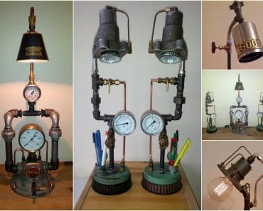 upcycled_clock_lamp