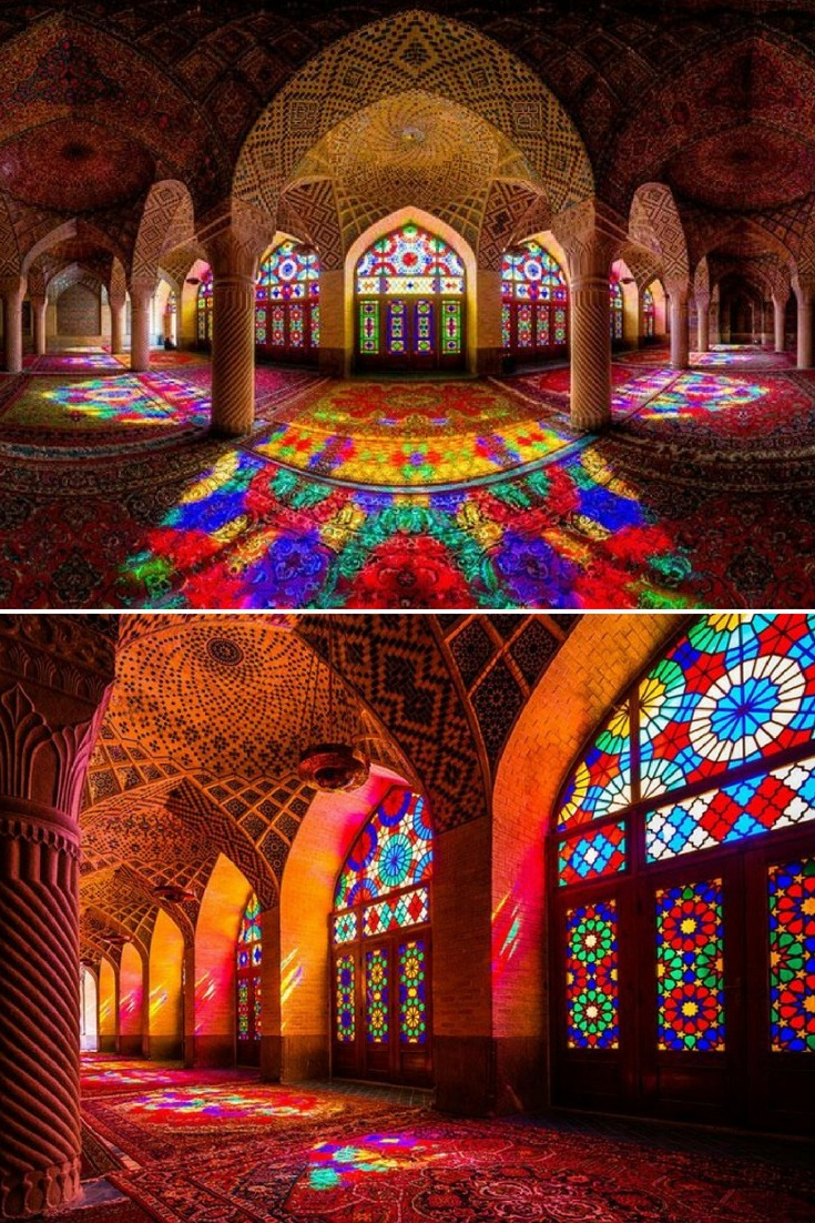Stunning Mosque - outdoor-lighting