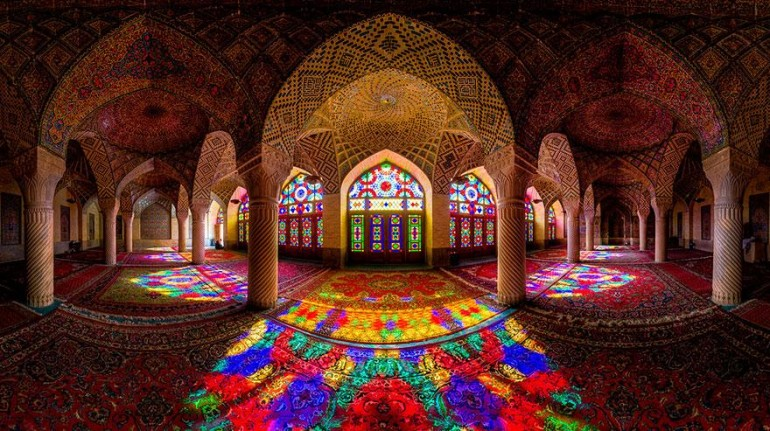 Stunning Mosque Outdoor Lighting