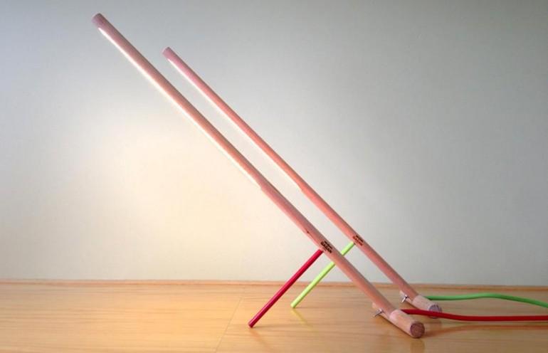 Peg Desk Lamp - wood-lamps, desk-lamps