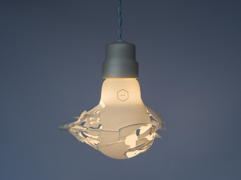 Wrecking bulbs Pendant Lighting - pendant-lighting