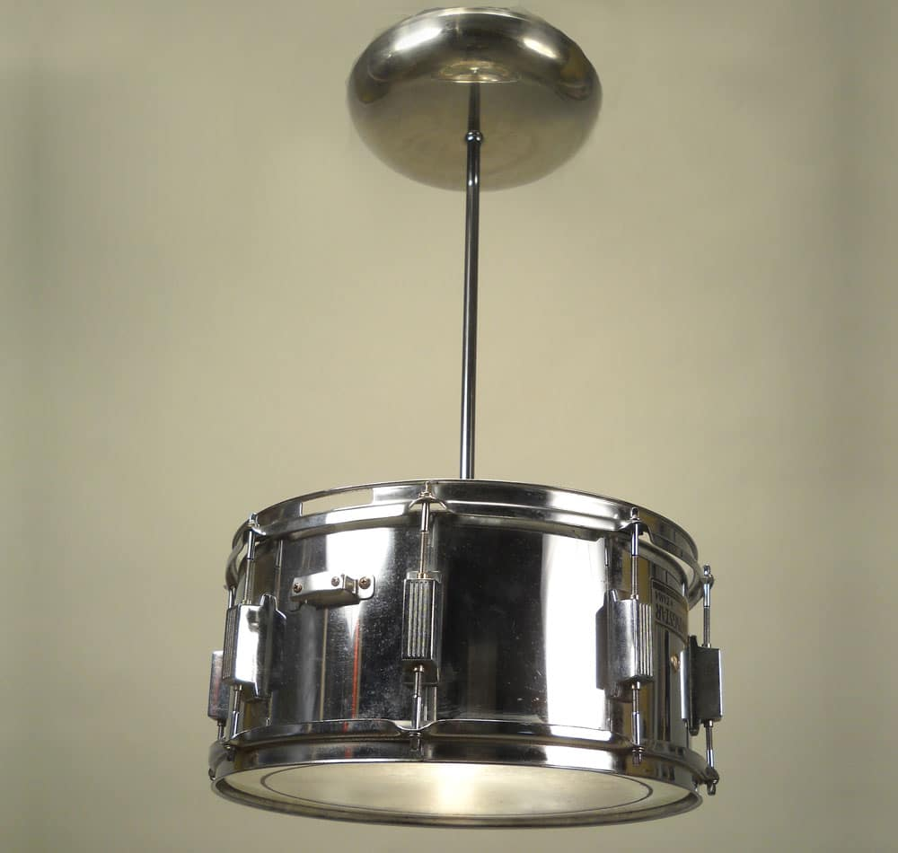 Snare Drum Pendant Lighting • iD Lights