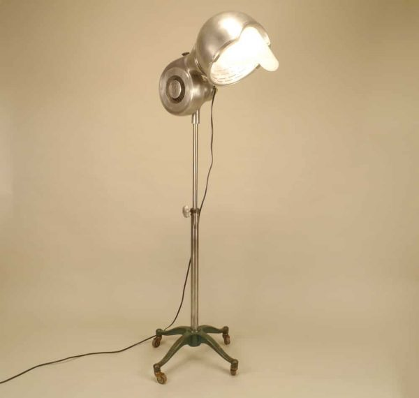 Hair Dryer Floor Lamp - floor-lamps