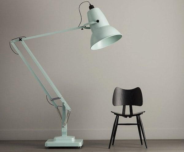 Gigantic Anglepoise Modern Floor Lamp Floor Lamps