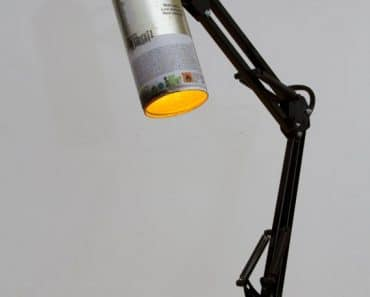 SprayPaint lamp