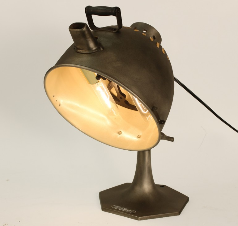 Vintage Arc Desk Lamp - desk-lamps