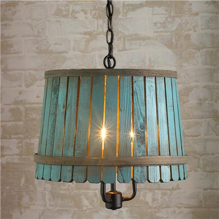 Bushel Basket Lantern Pendant Lighting Pendant Lighting Wood Lamps