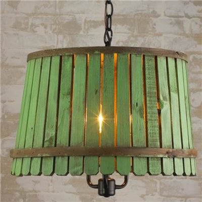 Bushel Basket Lantern Pendant Lighting