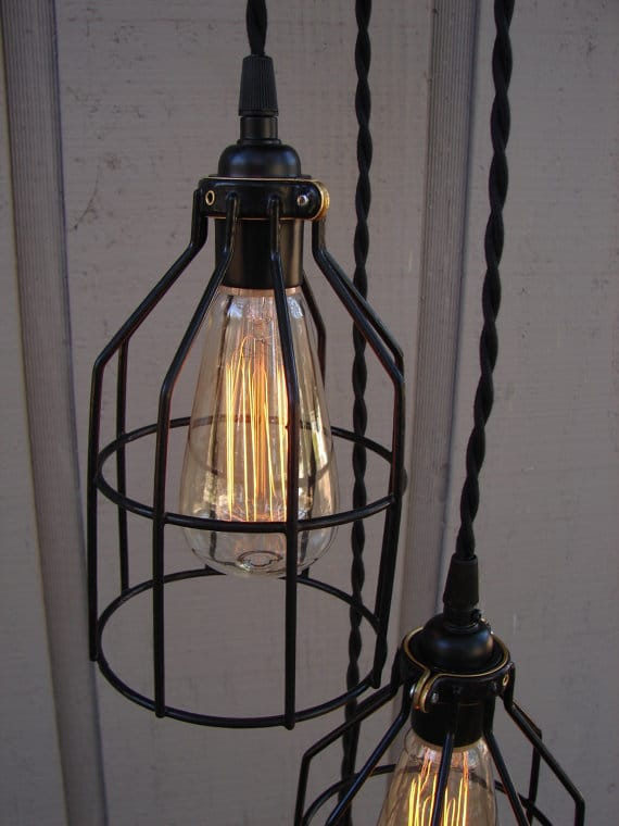 Vintage Farmhouse Pulley Light Id Lights