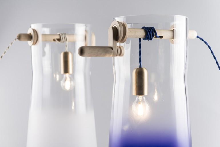 Conceptual Water Floor Lamp - floor-lamps