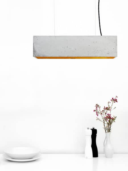 Concrete Beam Pendant Lighting Pendant Lighting Wood Lamps