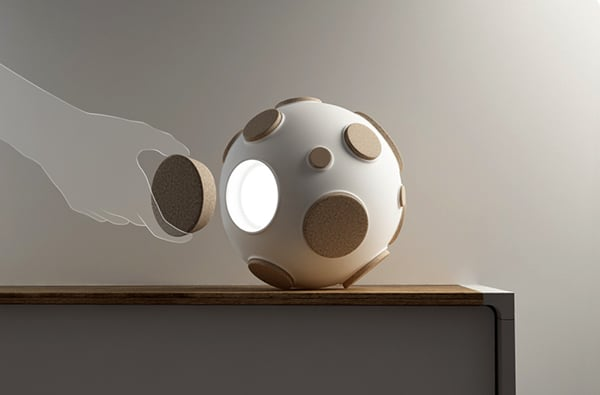 Armstrong  Moon Desk Lamp - table-lamps