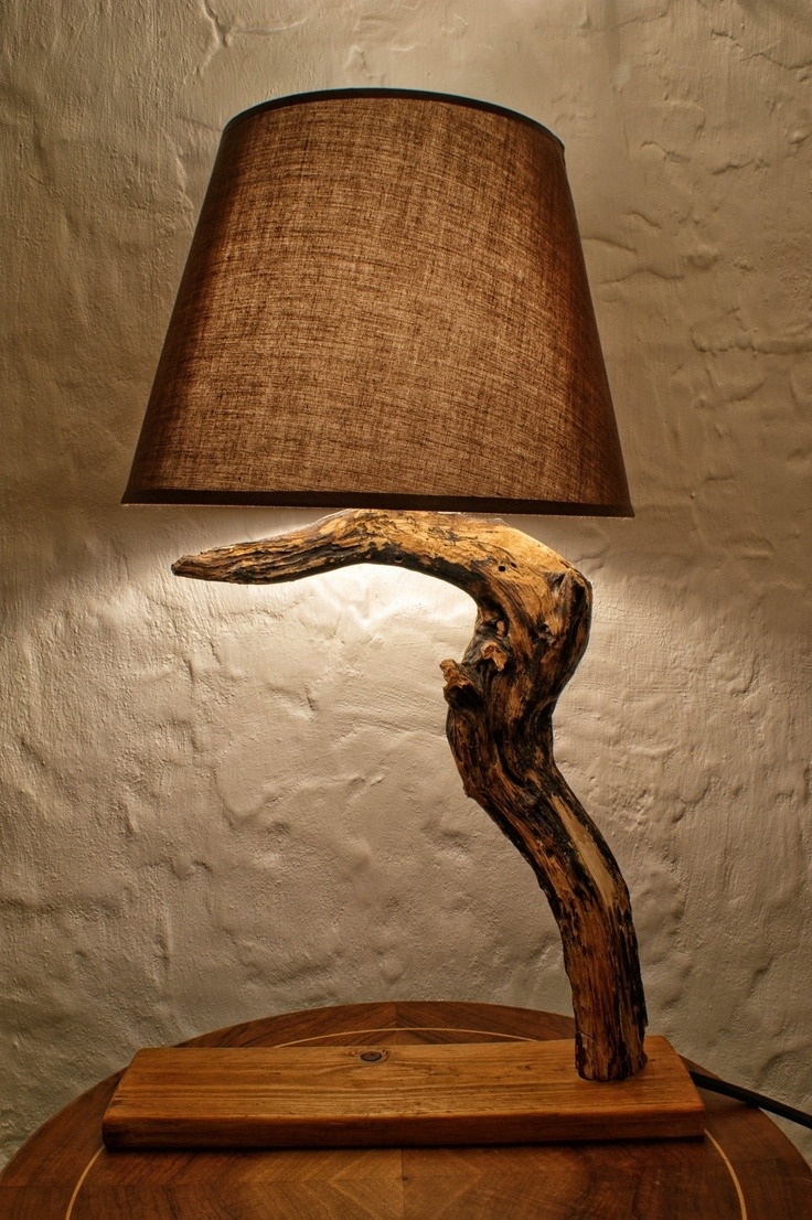Simple Wood Table Lamp | iD Lights for Diy Wood Lamp Shade  lp00lyp