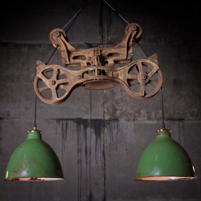 Bubba Hay Carrier Pendant Lighting Pendant Lighting