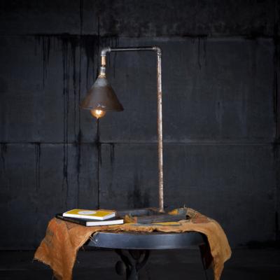 Carter Funnel Desk Lamp