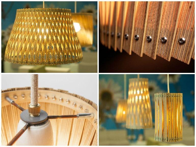Plywood Pendant Lighting Id Lights