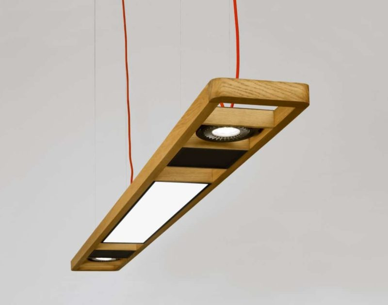 Arbo - Wood and LED technology Combination