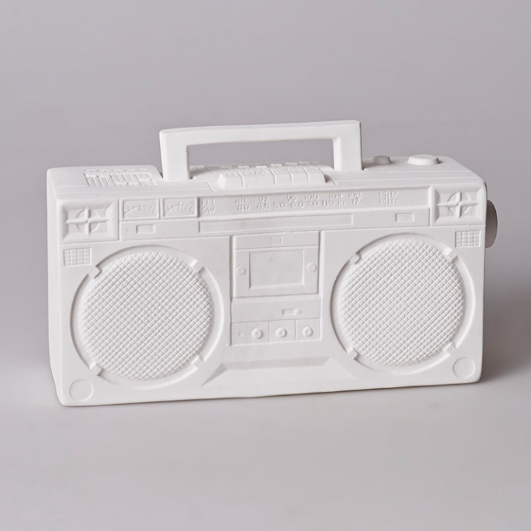Hip-Hop Ghetto Blaster Lamp