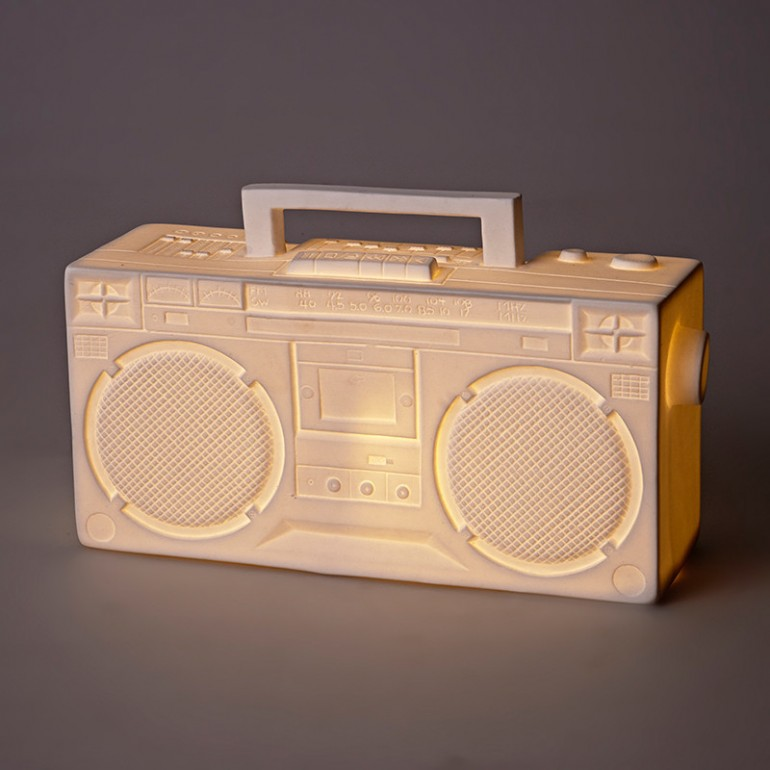 Hip-Hop Ghetto Blaster Table Lamp Desk Lamps