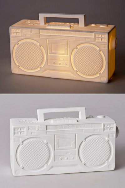 Hip-Hop Ghetto Blaster Table Lamp