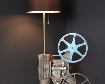 Vintage Keystone Regal 8MM Projector