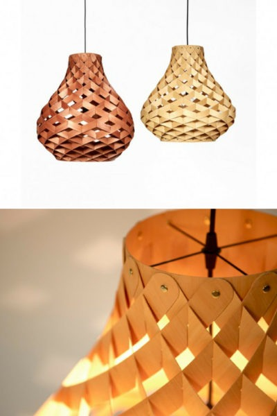 Weave Pendant Lighting