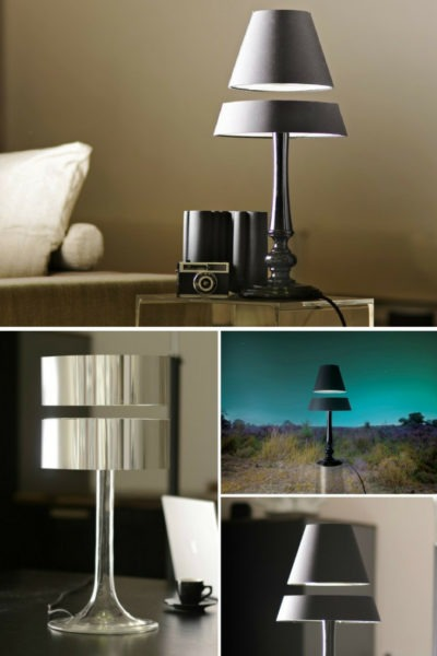 Crealev Floating Table Lamps