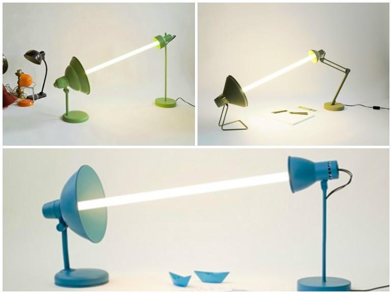 Relumine Connected Desk Lamps - desk-lamps