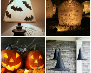 5 Best Ideas of Handmade Halloween Lamps