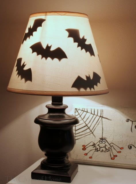 Top 5 Best Ideas of Handmade Halloween Lamps Table Lamps