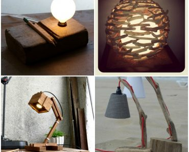 8 Best Handmade Wooden Desk Lamps
