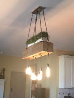 Table Lamp Lighting Edison Bulbs