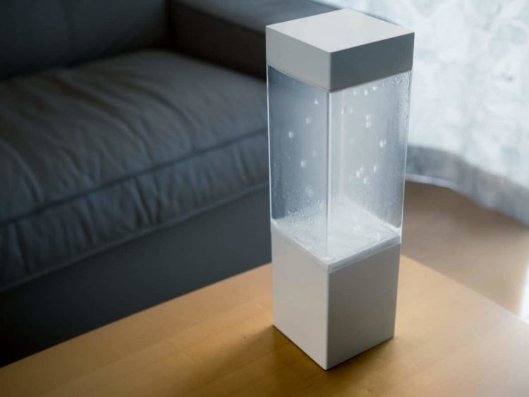 Tempescope Table Lamp show weather! Table Lamps