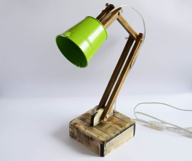 Cute Wooden Reading Desk Lamp Desk Lamps Wood Lamps