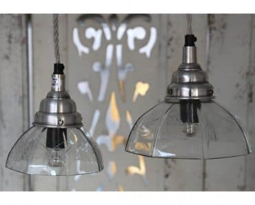 20s Cone Pendant Lights