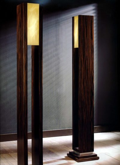 La Macassar Floor Lamp