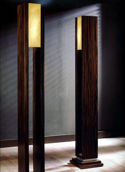 La Macassar Floor Lamp