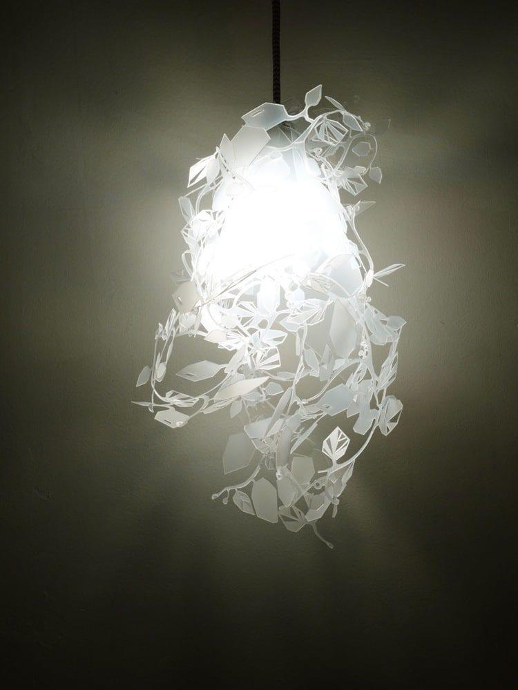 Leaf Chandelier Pendant Lighting - pendant-lighting