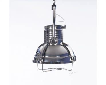 Nautical Maritime Industrial Steel Pendant Lamp