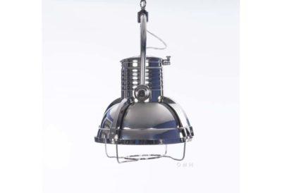 Nautical Maritime Industrial Steel Pendant Lamp