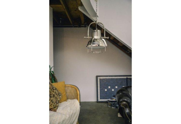 Nautical Maritime Industrial Steel Pendant Lighting - pendant-lighting