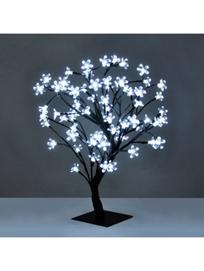 Sakura Tree Table Lamp White Led