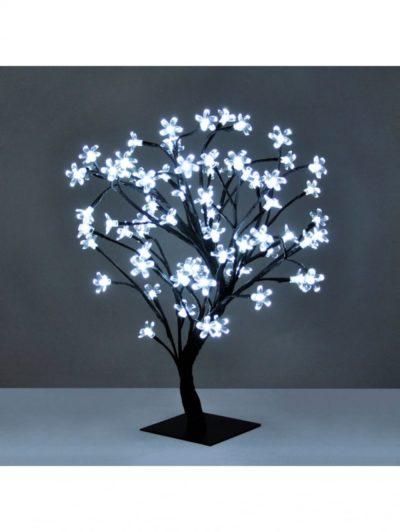 Sakura Tree Table Lamp White Led