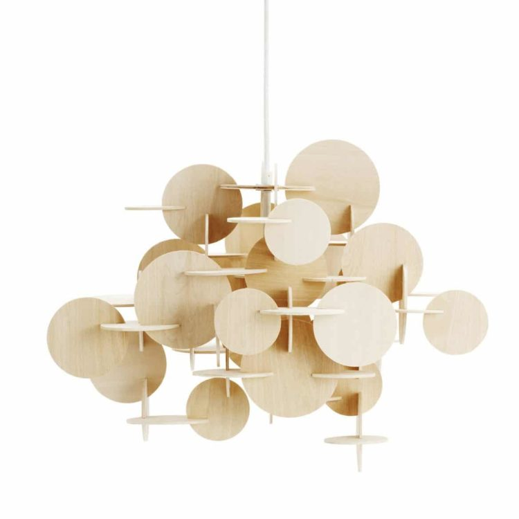 Sculptural Wood Chandelier Pendant Lighting Pendant Lighting Wood Lamps