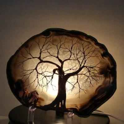 Wire Tree Of Life Spirit sculpture
