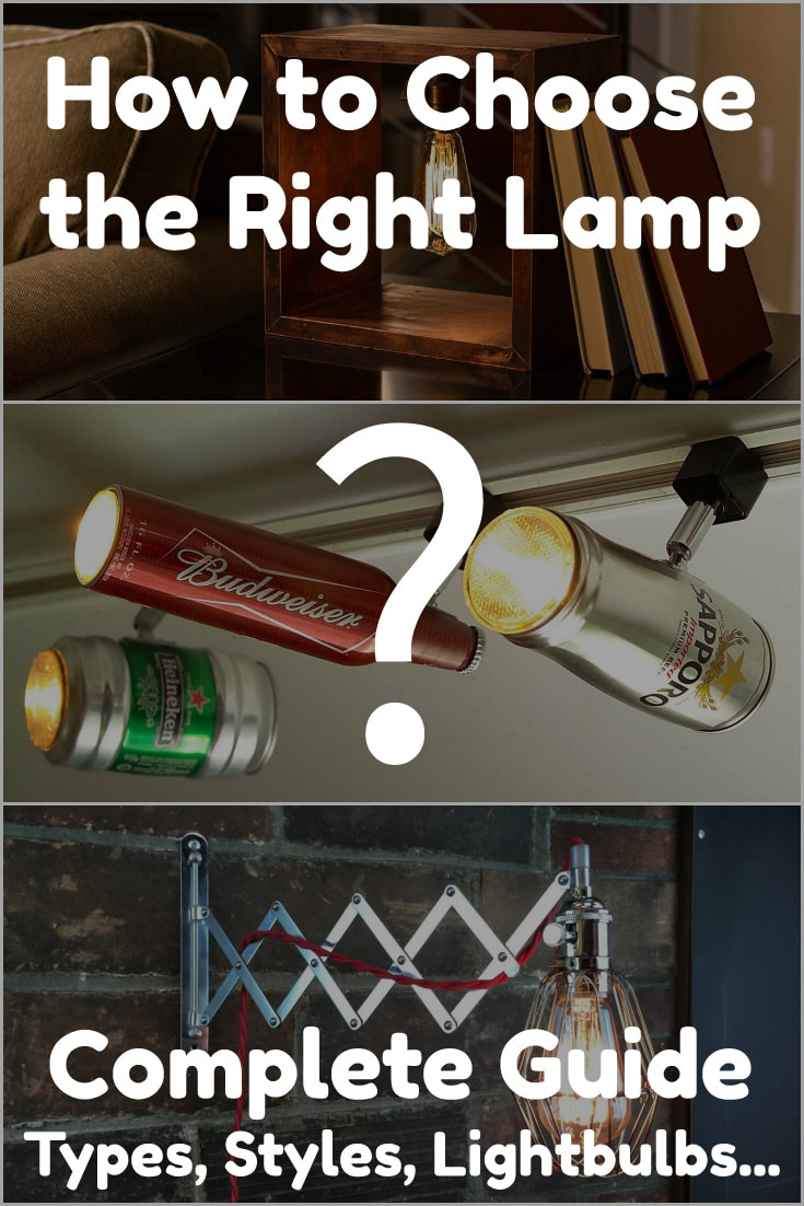 How to Choose the Right Lamp -